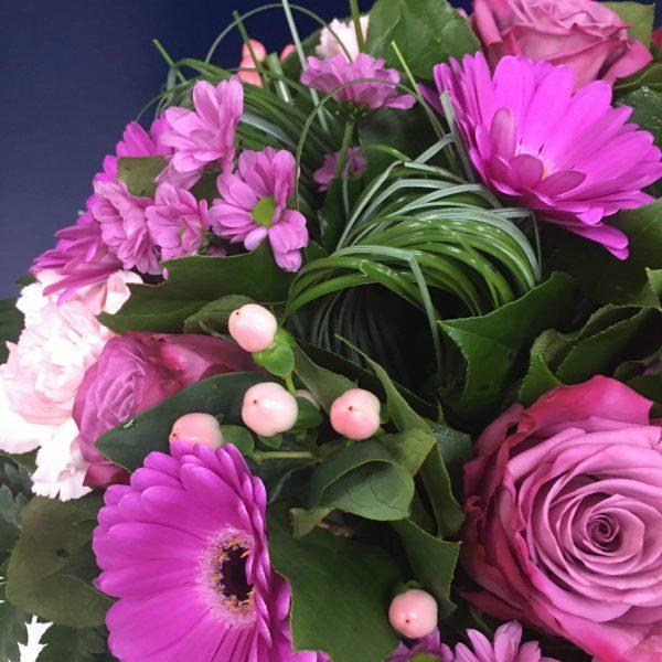 Bouquet Nonneville détail
